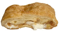 Apple & Cheese Strudel